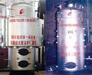 立式1吨燃煤蒸汽锅炉图片