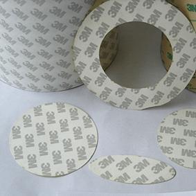 供应广东东莞各类3M特殊双面胶带模切冲型制品厂家报价