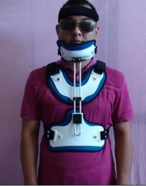 供应头颈胸矫形器固定器颈椎固定器