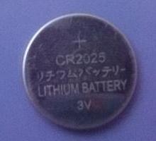 供应2025波鞋灯电池环保电池
