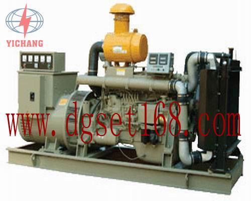 山东潍柴柴油发电机200KW图片高清图片