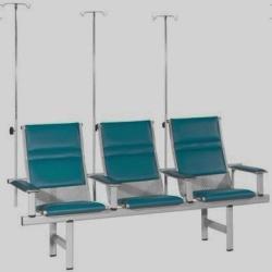 連排輸液椅