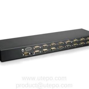 16路VGA视频分配器图片