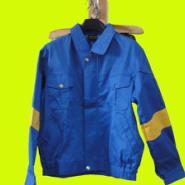 厂家直销2012工作服夹克装图片