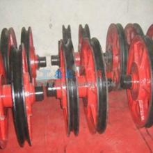 供应滑轮组 起重机滑轮组 天车配件 新乡德工机械公司