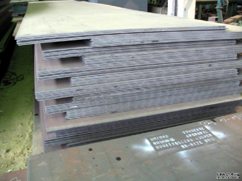 供应普中板16-20Q235B三钢