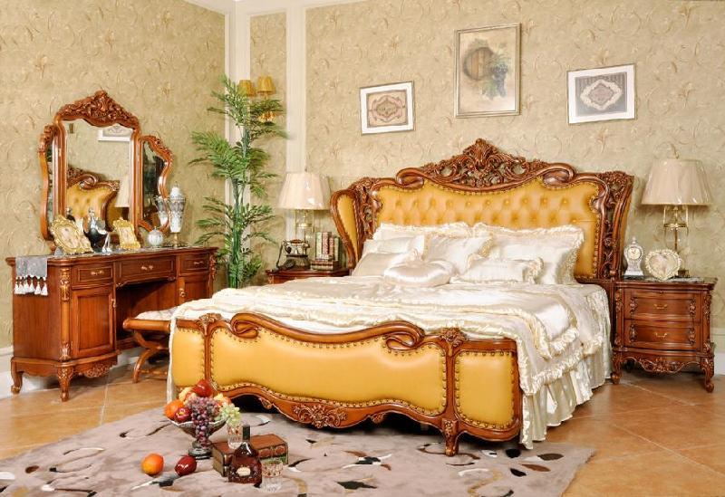 欧式高档卧房家具卓越年华价格
