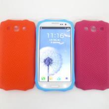 供应三星i9300硅胶手机套S3硅胶保护套三星手机配件苹果配件批发