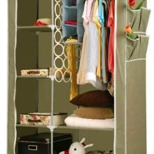 供应美好家简易组合折叠布衣柜
