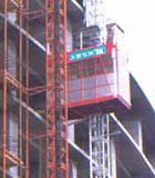 南海施工电梯出租图片
