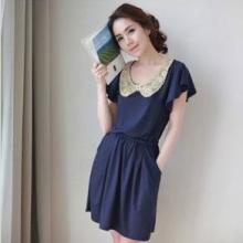 供应2012春夏季新款韩版时尚女装修身气质韩版时尚女装修身气质连衣裙