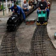 蒸汽小火车图片