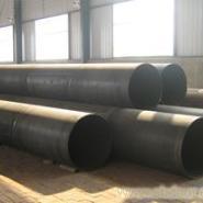 16锰钢板卷管图片