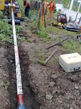 陕西雁塔区专业顶管队伍,顶管价格,地下铺管,热力管图片