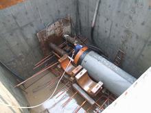 凤翔县燃气顶管,污水管道,就找胜越管道各种顶管工程,