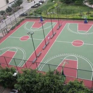 重庆篮球场围网报价图片