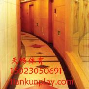 重庆壁山耐磨PVC地板图片