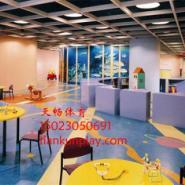 江津区室内PVC运动地板图片