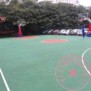 南川区EPDM羽毛球场图片