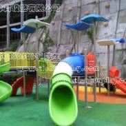 永川区室外塑料组合滑梯图片