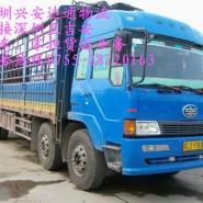 东莞到博山物流货运包车图片