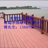 供应青岛开发区木塑实心地板