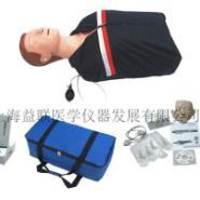 供应高级半身心肺复苏训练模拟人,高级心肺复苏模拟人,急救模型