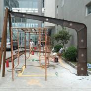 雨棚钢梁/金属预埋件图片