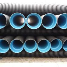 供应四川厂家直销HDPE钢带波纹缠绕管 批发