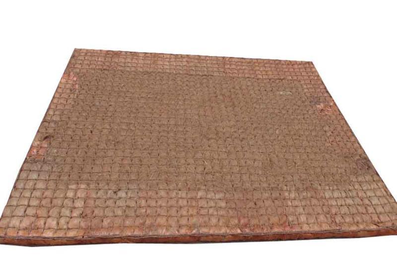 供应云南无胶山棕床垫厂家销售图片