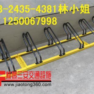 深圳自行车放置架生产中心图片