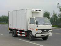 供应程力冷藏车厂家降价促销江铃冷藏车
