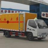 供应江铃凯运国四2吨6爆破器材运输车