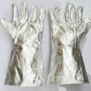 铝箔阻燃隔热手套图片