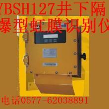 低价供应北京YBSH127井下隔爆型虹膜识别仪