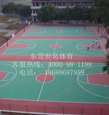 网球场地喷油漆图片/网球场地喷油漆样板图 (4)