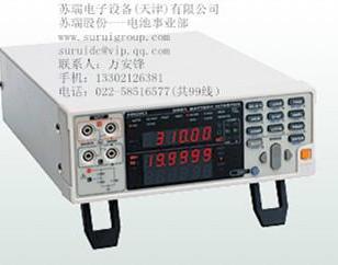 全进口电池内阻电压测试仪BT-3562图片