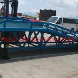 供應黃岐叉車裝卸貨平台各種規格訂做