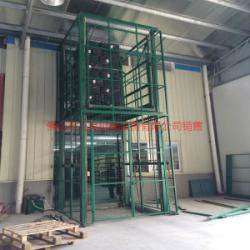 供应广州导轨式液压升降机