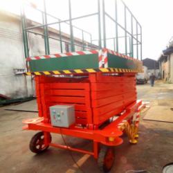 供應10米可移動液壓升降平台生産廠家