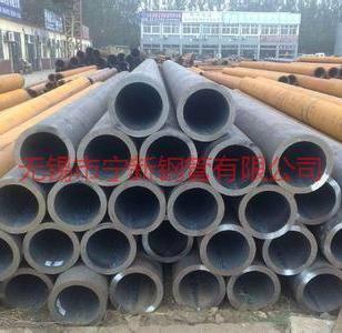 安徽12Cr1MoVG耐高温合金钢管现货图片
