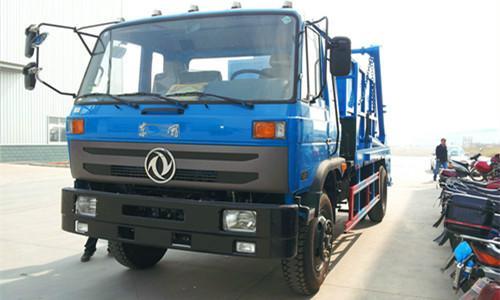 供应东风摆臂式垃圾车图片