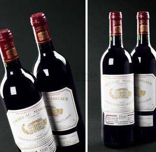 玛歌庄园干红葡萄酒图片