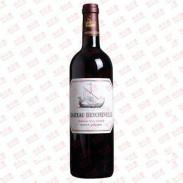 拉菲古堡干红葡萄酒图片