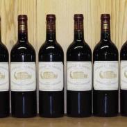 法国进口中高档红酒图片