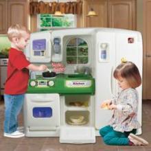 供应美国进口Step2玩具 过家家厨房玩具仿真玩具 小帮手全套厨房