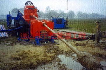 供应临颍县顶管施工,专业非开挖定向钻施工