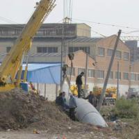 供应新建县顶管价格,低价承接新建县顶管非开挖工程,晟宇非开挖顶管定向钻施工队伍