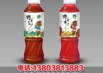 供应系列果汁饮料包装设计及印刷图片
