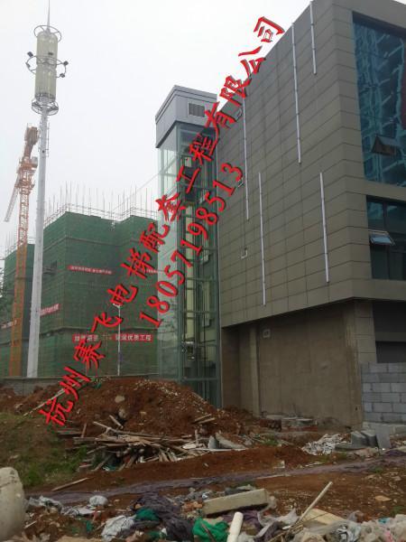 电梯井架图片/电梯井架样板图 (4)